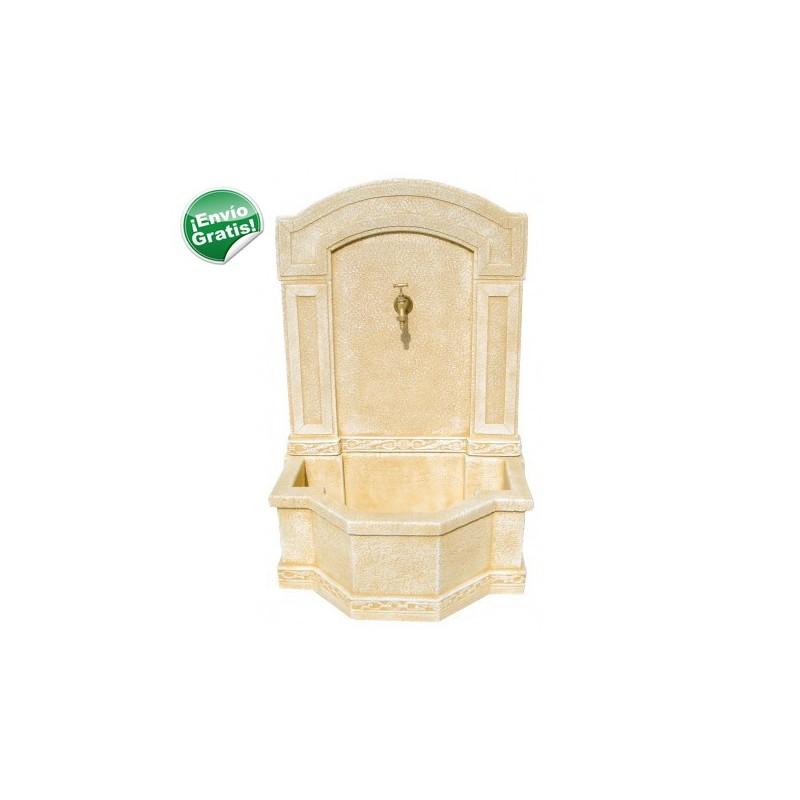 Fuente de pared para jard n arcadia comprar fuentes online for Fuentes en pared