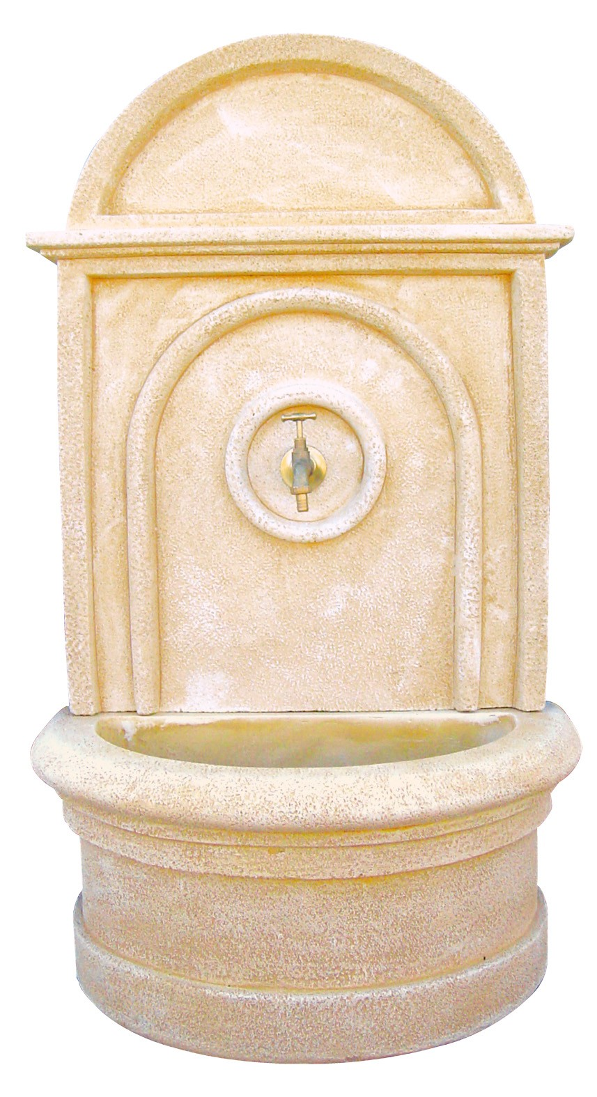 Compra tu fuente de pared fontana por s lo 150 00 for Fuentes de piedra artificial