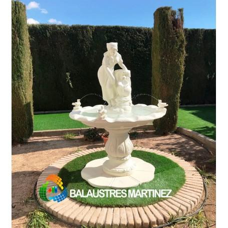 Fuente de jardin MARITE.