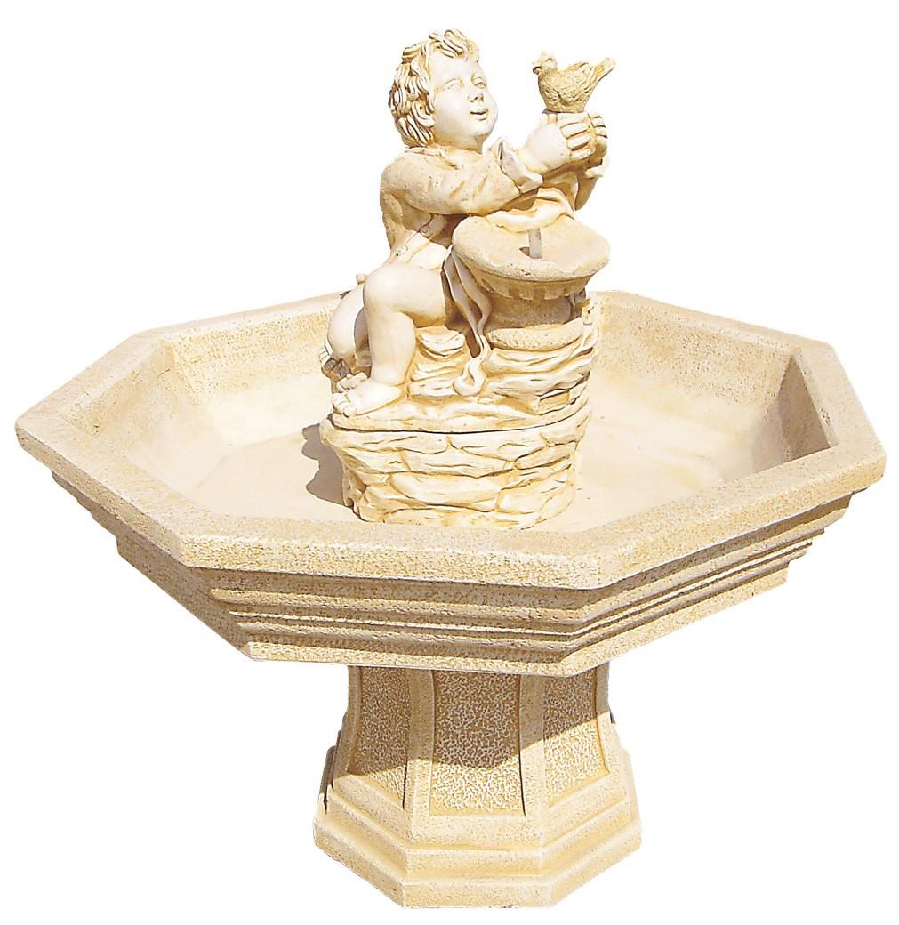 Compra tu fuente de jardin beethoven por s lo 292 12 for Fuentes de piedra artificial