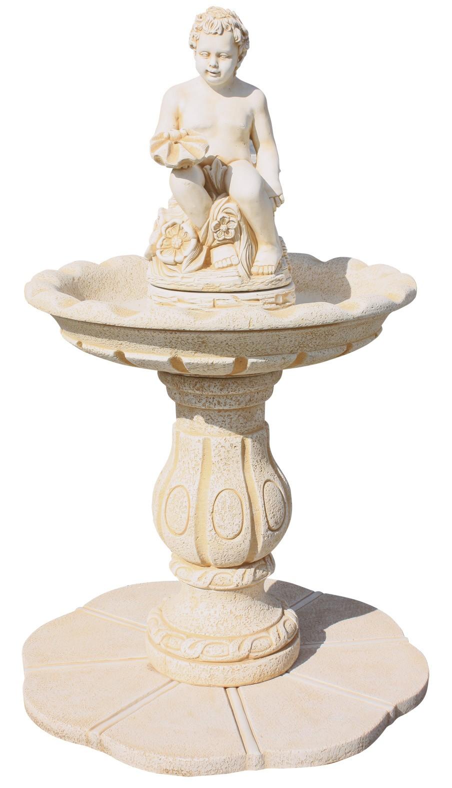 Compra tu fuente de jardin serapis por s lo 266 25 for Fuentes de piedra artificial