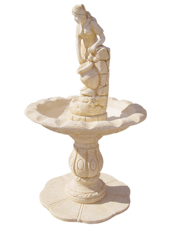 Compra tu fuente de jardin salome por s lo 307 87 - Fuentes de piedra artificial ...