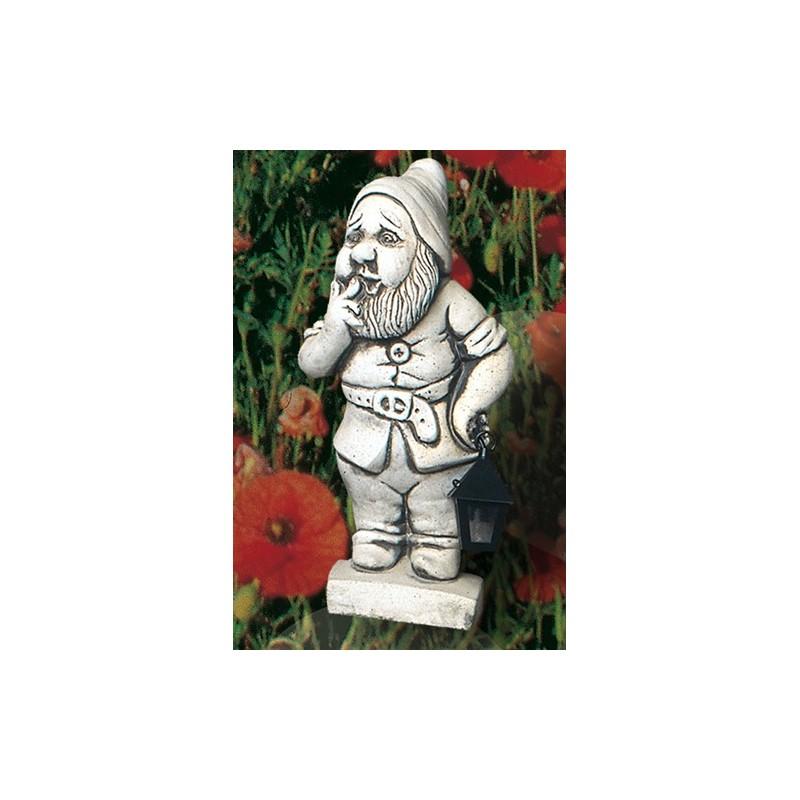 Enanito de jardin con farol pensador ref e004 for Jardin con enanitos