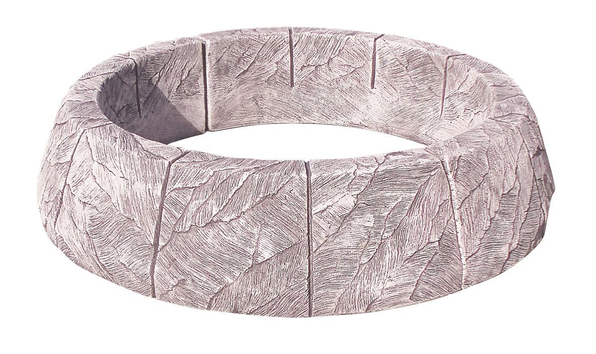 Alcorque para arbol de piedra artificial modelo basco - Piedra artificial malaga ...