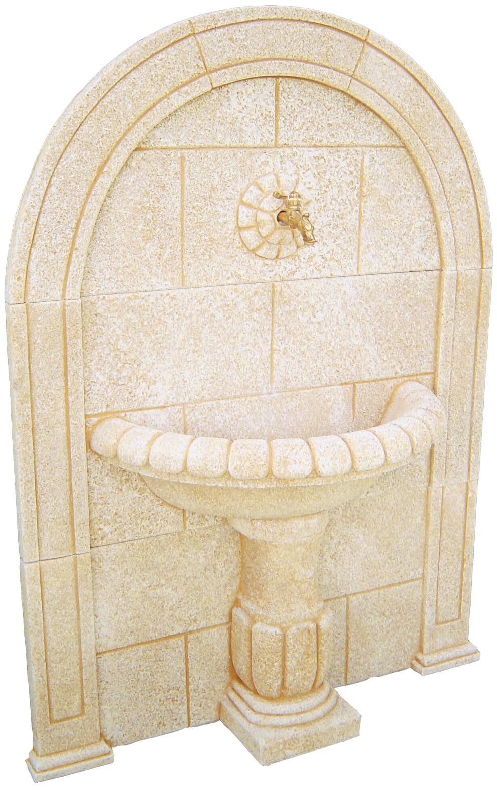 Compra tu fuente de pared simbal por s lo 226 78 - Fuentes de piedra artificial ...