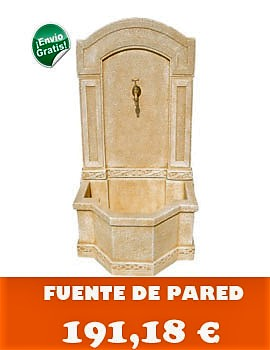 FUENTE DE PARED